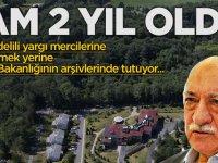 Gülen'in iade talebi 2 yılı doldurdu