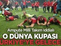 """""""Allah izin verirse o Dünya Kupası Türkiye'ye gelecek"""""""