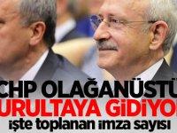 CHP'de ortalık karıştı! İmzalar toplandı