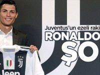 Juventus'un ezeli rakibinden Ronaldo'ya şok! Öyle bir şey yaptılar ki..