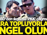 ABD'den ikiyüzlü 'PKK' çağrısı: Para topluyorlar, engel olun!