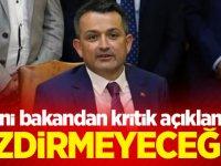 Yeni bakandan kritik açıklama! 'Ezdirmeyeceğiz'
