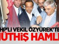 MHP'li vekil Özyürek'ten müthiş hamle!