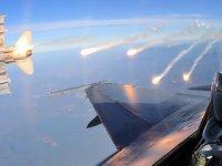 TSK'dan hava harekatı: 3 terörist öldürüldü