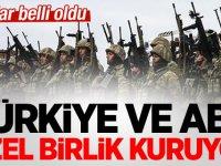 Detayları belli oldu! Türkiye ve ABD özel birlik kuruyor
