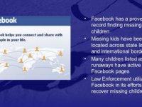 Kayıp çocukları Facebook bulacak