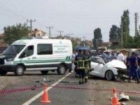 Tekirdağ'da korkunç kaza! Aileleri acı haberle yıkıldı