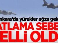 Ankara'da yürekler ağza geldi! Patlama sebebi belli oldu