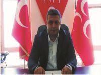 MHP Tokat İl Başkanı Demirkol'dan Basın açıklaması !