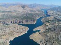 Fırat'ın Suları 3 Ülkeye Hayat Veriyor