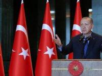 Erdoğan, BM Genel Kurul Başkanını kabul etti