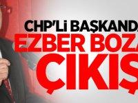 CHP'li başkandan ezber bozan çıkış