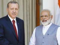 Hindistan'dan Türkiye açıklaması!