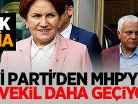 İYİ PARTİ'DEN MHP'YE 30 VEKİL DAHA GEÇİYOR