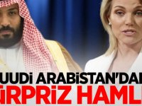 Suudi Arabistan'dan sürpriz hamle!
