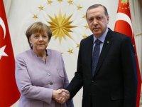 Merkel'den Erdoğan açıklaması!