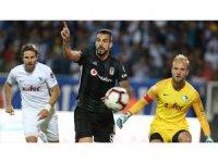 Erzurumspor (1-3) Beşiktaş