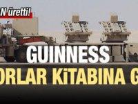 Türk savunma sanayisinden rekor çıktı