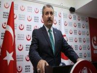 Mustafa Destici'den 30 Ağustos Zafer Bayramı Mesajı