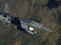 Irak'ın Kuzeyine Hava Harekatı Düzenlendi