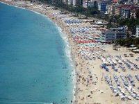 Antalya'ya Havadan 9,6 Milyon Yabancı Ziyaretçi