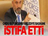 AKP'de Sürpriz: Başkan Enver Yılmaz İstifa Etti