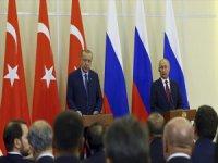 Türkiye ve Rusya İdlib'de Ateşkesi Koruma Altına Aldı