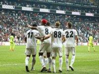 Beşiktaş'tan Avrupa'da İyi Başlangıç