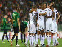Akhisarspor İlk Avrupa Maçında Mağlup