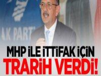 Özhaseki: MHP ile görüşmeler başlayabilir