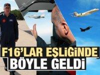 Erdoğan 'tehdit edildik' deyip açıkladı!