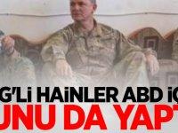 YPG'li hainler ABD için bunu da yaptı!