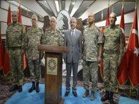 Genelkurmay Başkanı Güler Güneydoğu'daki Birlikleri Denetledi