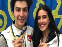 ABD'deki Şampiyonada Buz Pateninde Altın Madalya
