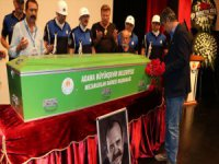 Vefat Eden Sanatçı Yakup Yavru İçin Adana'da Tören Düzenlendi