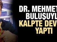 Dr. Mehmet Öz buluşuyla kalpte devrim yaptı