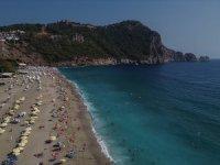 Antalya'ya Gelen Yabancı Turist 11 Milyonu Aştı