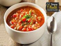 Konya'nın Vazgeçilmez Yemeği: 'Bamya Çorbası'