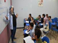 Kerkük'te Türkçe Eğitim Veren Okullara Yoğun İlgi