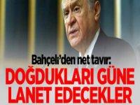MHP Lideri Devlet Bahçeli: Katiller doğdukları güne lanet edecekler!