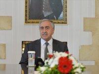 Akıncı: Kıbrıs Türk'ü, Kıbrıs'ta Çözüm İstiyor