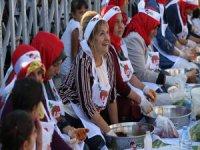 Şanlıurfa'da Çiğ Köfte Şenliği