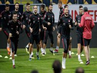 A Milli Futbol Takımı Aday Kadrosu Toplanıyor