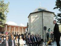 Erdoğan: Gül Baba'nın Mirasına Sahip Çıkacağız