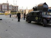 Kerkük'te bombalı saldırı