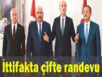 MHP-Ak Parti İttifakında Çifte Randevu