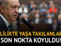 Erdoğan'dan 'emeklilikte yaşa takılanlar' için önemli açıklama
