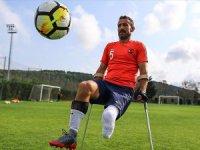 Dünyada Ampute Futbolu Türkiye'den Sorulacak