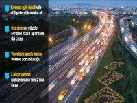 Trafik Cezalarını Artıran Kanun TBMM'de Kabul Edildi