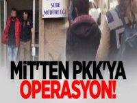 MİT'ten PKK operasyonu: 13 kişi yakalandı